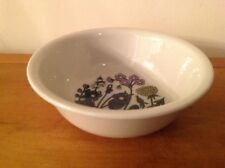 "Vintage Arabia Finland Flora Bowl 6 1/4"" Designed by Esteri Tomula - 2 Available"