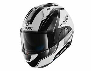 Shark EVO One Helmet Astor Black/White adults X-Small