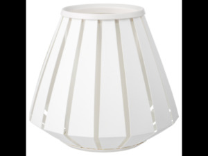 "Ikea LAKHEDEN Lamp Shade Table Lantern White 11"" 902.947.67 pendant lamp shade"