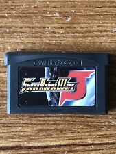 Super Robot Wars J GBA Game, Cartridge Only!