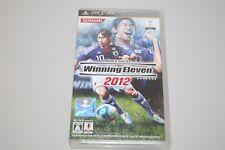 Winning Eleven World Soccer 2012 Japan Sony PSP game