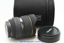 Canon fit Sigma EX DG 12-24mm HSM F4.5-5.6 FULL FRAME LENS GREAT CONDITION