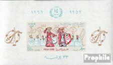 Egypte Blok 20 (compleet.Kwestie.) postfris MNH 1966 Revolution