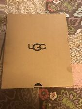 Ugg Boots Navy with Bailey Button II size 6