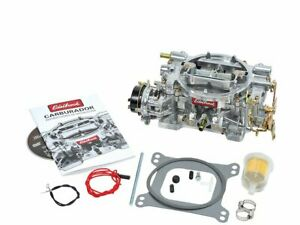 For 1958 Ford Del Rio Wagon Carburetor Edelbrock 83722PT