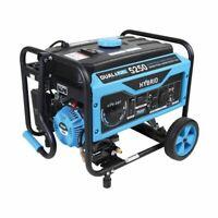 Pulsar 5250W Dual Fuel Hybrid Gas Propane Portable Generator PG5250B