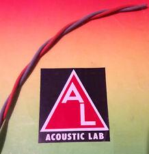 MUNDORF CUW220GY/OG Lautsprecher Draht Lautsprecherkabel rigid speaker wire
