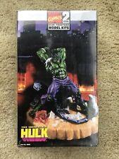 Toy Biz Marvel The Incredible Hulk Glue Model Kit #48656 Figure Level 2