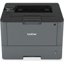 Brother Monochrome Laser Printer, HL-L5100DN, Duplex Two-Sided Printing, Ethern