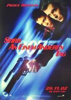 JAMES BOND OO7: STIRB AN EINEM ANDEREN TAG - Orig.Kino-Plakat A1 - 2.Teaser ger.