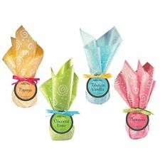 Hydra Aromatherapy Tropical Chill Pill Bath Fizzies / Bomb - Set of 4