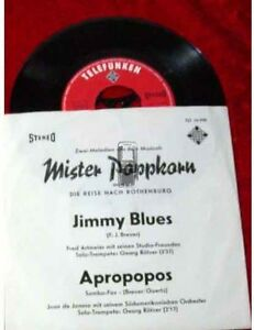 Single Juan de Janero: Mister Poppkorn - Jimmy Blues