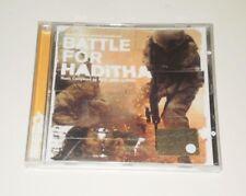 BATTLE FOR HADITHA - RARE OST CD MILAN RECORDS 2000 - FUORI CATALOGO - EX++/EX++