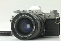 [Exc+5] Canon AE-1 35mm SLR Camera New FD NFD 35-70mm F4 Lens from Japan F24A