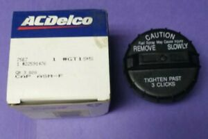 NOS Fuel Tank Cap ACDelco GM  GT195  GM 22591476