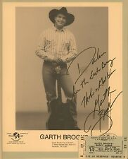 COUNTRY MUSIC SINGERS AUTOGRAPHS-OVER 150 IN STOCK- PRICED FROM $5.99-$129.99