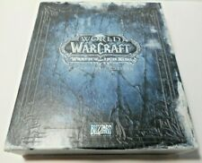 World of Warcraft - Wrath of the Lich King Collectors FR  - Complete (opened)