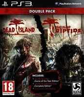 Dead island Pack Double ~ PS3 (en très bon état)