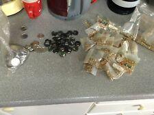 Gros lot de pièces pour montres vintage rétro année 80 quartz