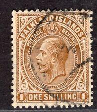 FALKLAND ISLANDS 1921/9 STAMP Sc. # 47 USED
