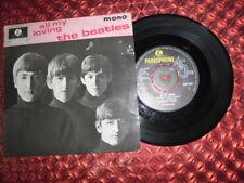 THE BEATLES - 45 TOURS - 4 TITRES - ORIGINAL - BIEM - 1963 -