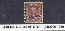 1899 US Possessions Guam SC 4, Abraham Lincoln, MH