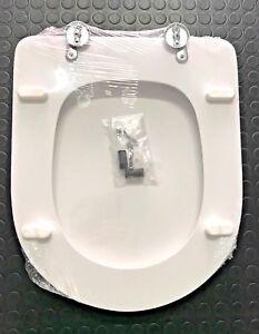 SEDILE COPRIWATER WC - DOLOMITE Mod. CLODIA RESINA POLIESTERE LEGNO ITALY