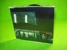 Gary Numan vs. Rico – Crazier CD2 Synthpop Electronic Darkwave Industrial Goth