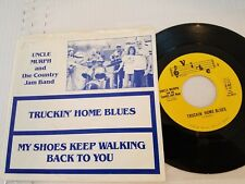 UNCLE MURPH and the COUNTRY JAM BAND - Truckin' Home Blues PRIVATE '86 Arizona