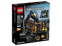 LEGO® TECHNIC 42053 VOLVO EW160E - NEU / OVP ----