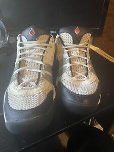 Ektelon T22 Racquetball Shoes Mens Sz 13 White Athletic Sneakers