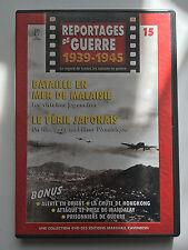 REPORTAGES DE GUERRE 1939 -1945 .. N°15 .. LA GUERRE DU PACIFIQUE