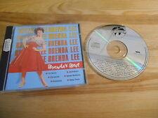 CD Pop Brenda Lee - Brenda's Best (16 Song) WORLD STAR COLLECTION