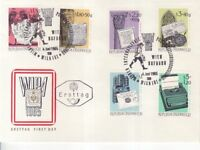 Österreich Nr. 1084-89  FDC briefmarkenausstellung 1965       -1-