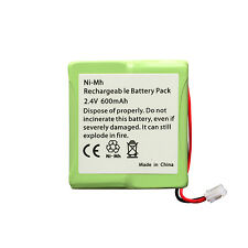 Pack of 2 x Brand New Replacement iDECT s2i Phone Batteries 2.4 V 600 mAh Nimh UK