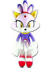 "Holiday Sale! Great Eastern GE-52636 Sonic the Hedgehog 14"" Blaze the Cat Plush"