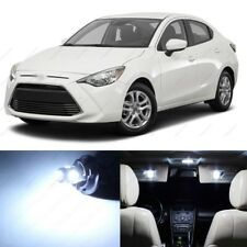 7 x White LED Interior Lights Package For 2016 - 2018 Toyota Scion Yaris iA TOOL