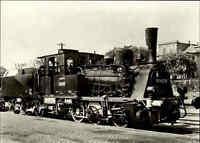 DDR Sammelbild Foto-AK Dampflokomotive Eisenbahn Normalspur Lok der Länderbauart