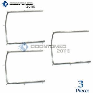 ODM 3 Rubber Dam Fram Medium Dental Endodontic Instruments