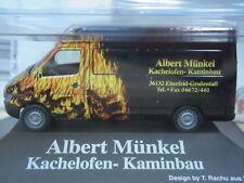 """Herpa-MB sprinter """"Albert Münkel kachelofen kaminbau"""" - pc-modelo 188746 -1:87"""