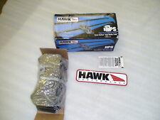 Set of Hawk Performance HPS front street brake pads for 09-18 GTR R35