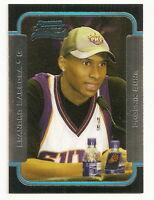 2003-04 BOWMAN CHROME LEANDRO BARBOSA ROOKIE CARD (#135) GOLDEN STATE WARRIORS