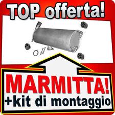 Scarico Completo TOYOTA RAV 4 II 2.0 VVT-i / 2.0 D-4D TD 4WD 00-05 Marmitta L97