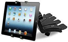 Universal Adjustable Tablet Mount for Car in Cd Slot 7-10.5 inch ipad Holder