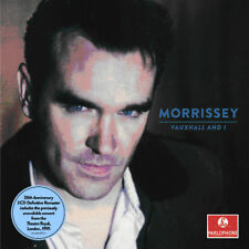 Morrissey : Vauxhall and I CD (2014) ***NEW***
