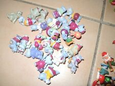 Konvolut 23 x Alte Figur - Üei / Überraschungsei  -- MIX Happy Hippo 90er Jahre