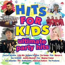 Hits for Kids Ultimate Party Hits - Various Artists 2cd 2018