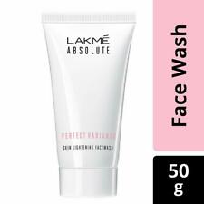 Lakme Absolute Perfect Radiance Skin Lightening Face wash 50g deep Cleansing
