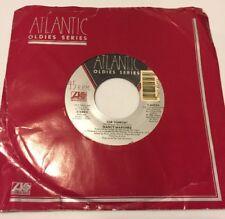 7-84954 For Tonight Baby Love Regina - Atlantic Oldies Series 45 RPM