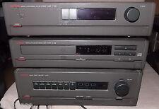 AMPLI + TUNER MIDI LUXMAN A008 + T008  VINTAGE